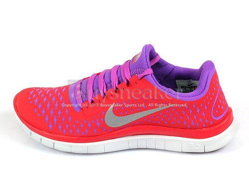 Nike Free Run Néon Rose Acheter Ebay