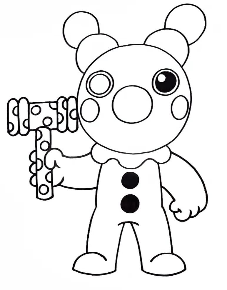 Roblox Robot Coloring Pages on a budget