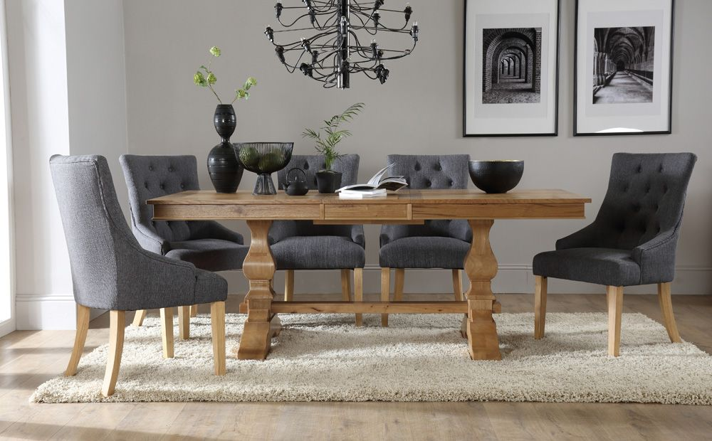 Cavendish oak extending dining table home pinterest for Dining room furniture 0 finance