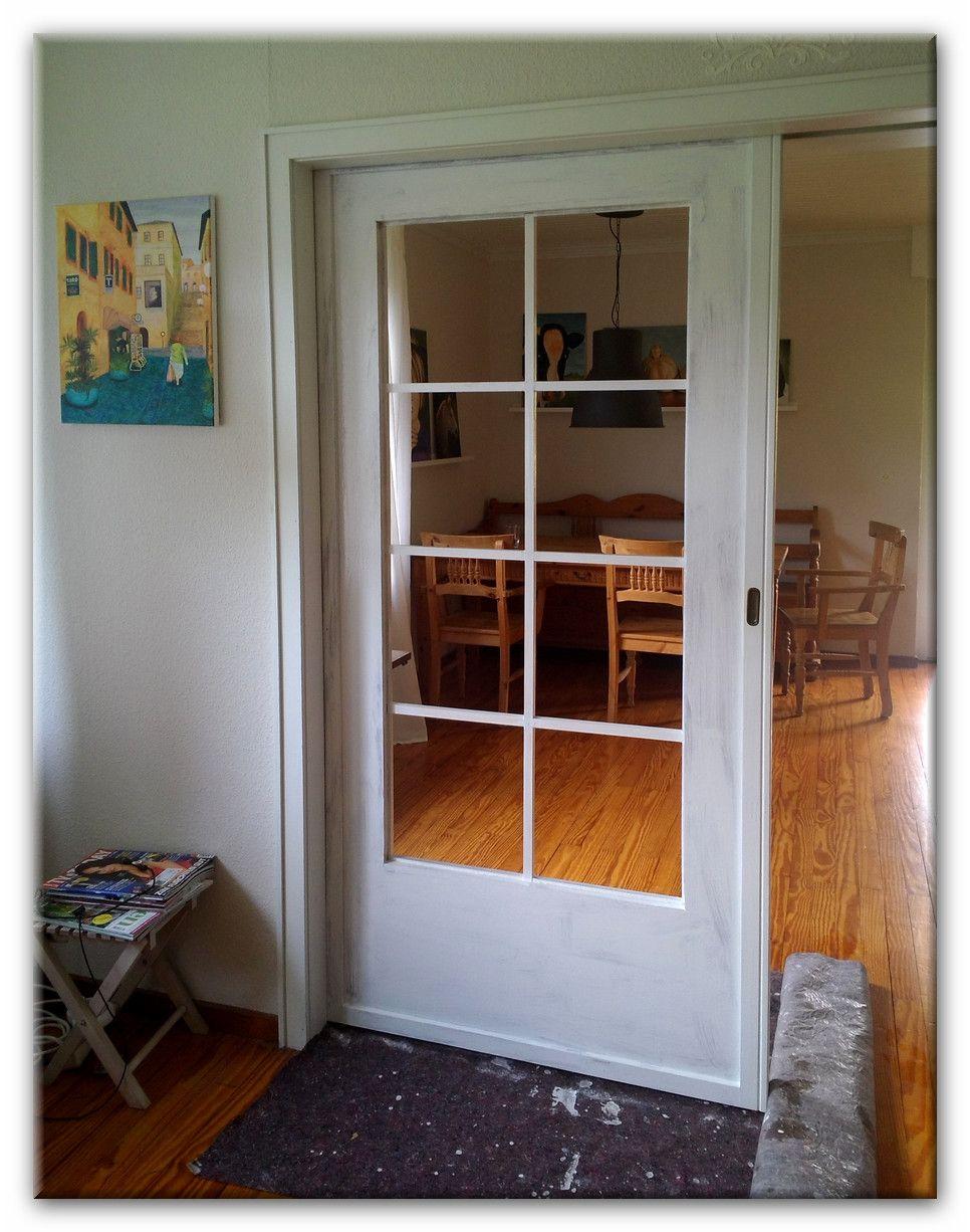DIY   Lichtausschnitte In Zimmertüren Erneuern, Sprossenfenster Selber Bauen