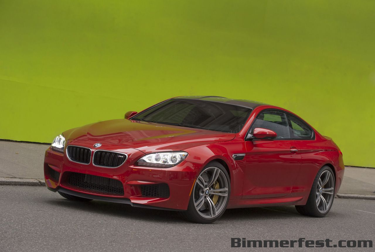 Bmw S 2014 M6 Gets Updated With A Competition Package Bimmerfest