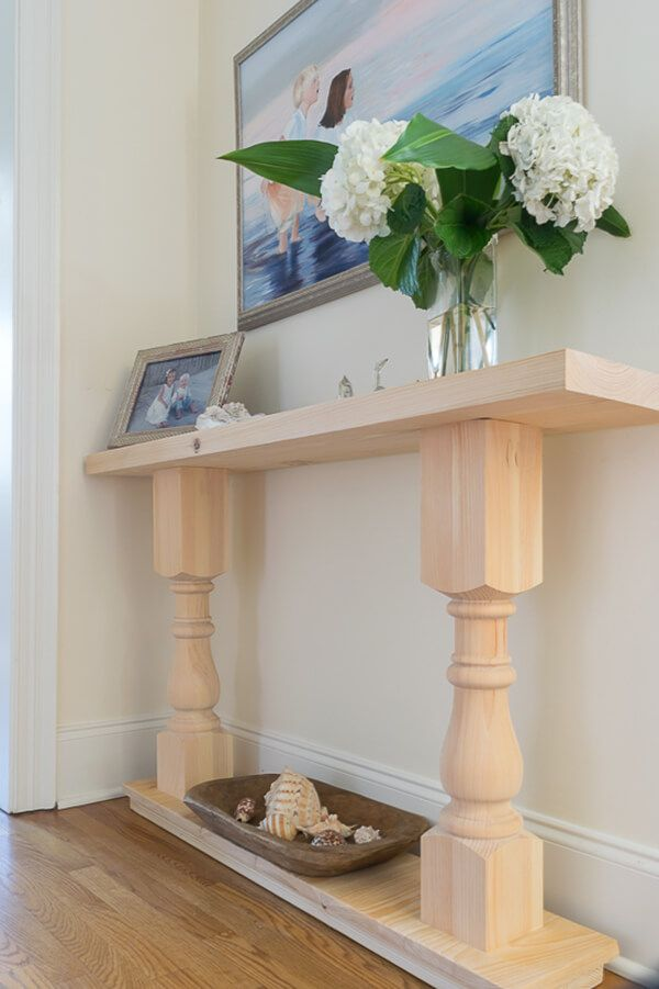 Photo of 12 chic console table as decoration for decorating – furnishing ideas