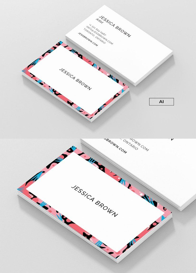 Rounded Business Card Template Best Of 110 Minimalist Business Cards Ideas Mockups And T Minimalist Business Cards Business Card Mock Up Business Card Template
