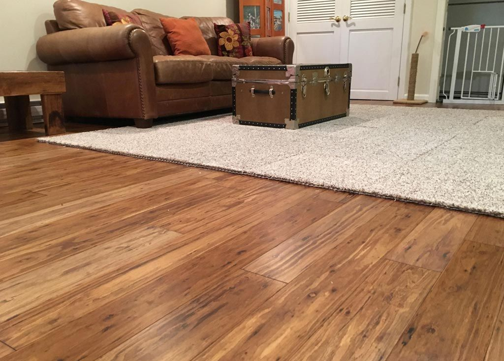 Malted Ale Strand Woven Eucalyptus Flooring In 2020 Eucalyptus Flooring Bamboo Flooring Flooring