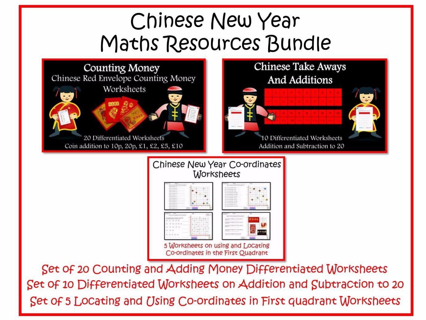Chinese New Year Maths