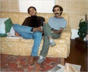 Obamas gay boyfriend dies