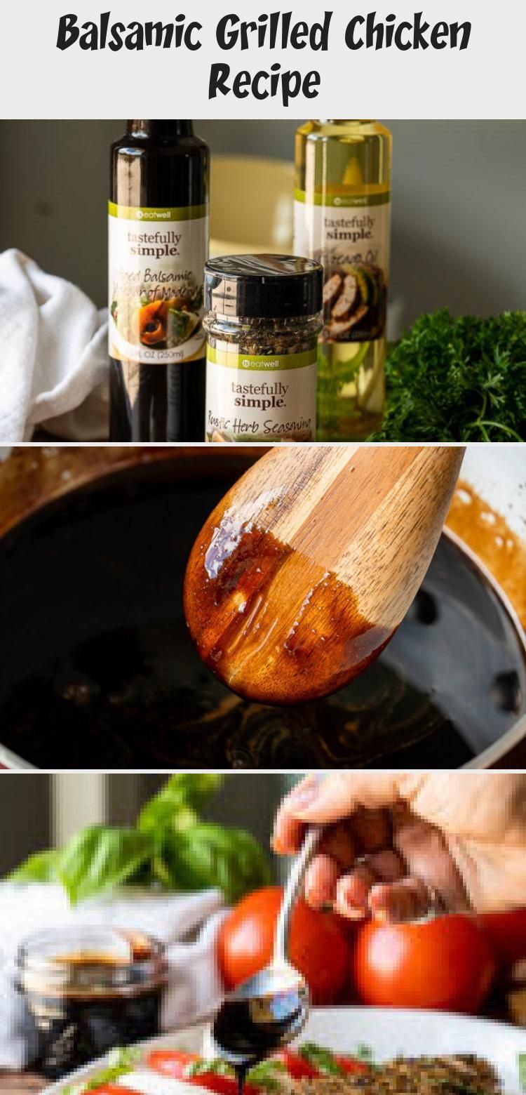 Balsamic Grilled Chicken Recipe - Recipe Of The Days, Chicken, Meat Recipe