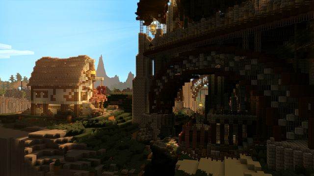 Have Some Rockin' Minecraft Wallpaper | Kotaku Australia