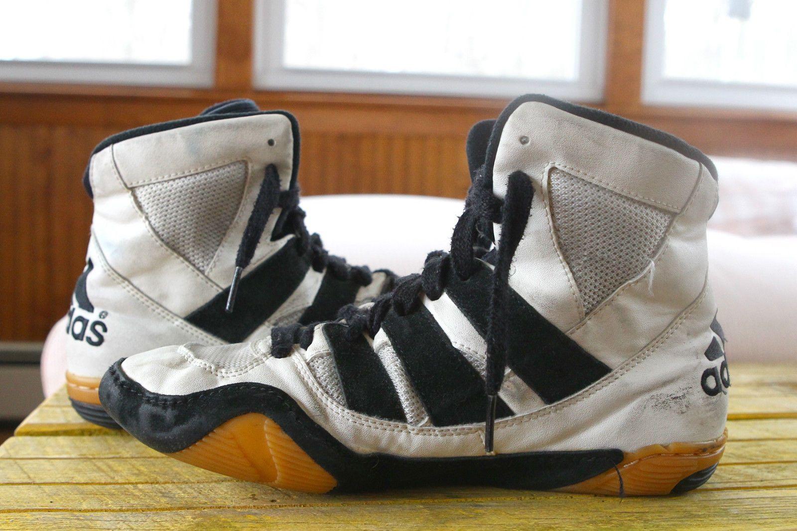 RARE Adidas Kendal Cross ADISTAR Wrestling Shoes 7 5