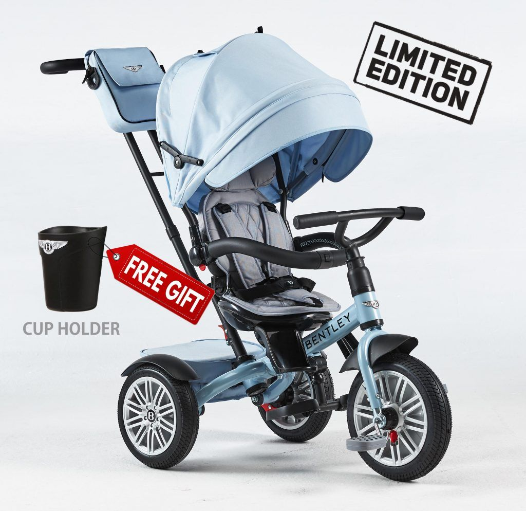 Posh Baby and Kids Out Peak Bentley Trike 6 in 1