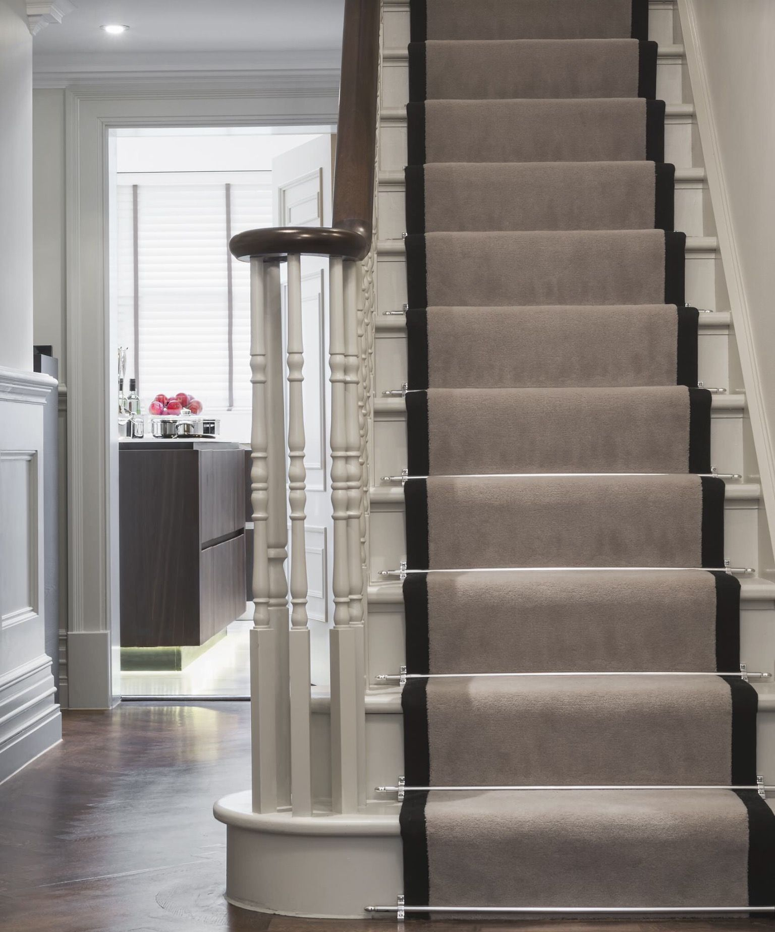 1930s house hallway ideas  Pin by Pinterest Pinterest on Stairs  Pinterest  s house Hall