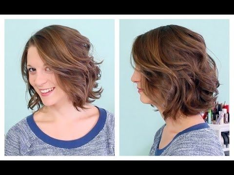 Soft Waves On Short Hair It Takes Less Than 15 Minutes D Hair