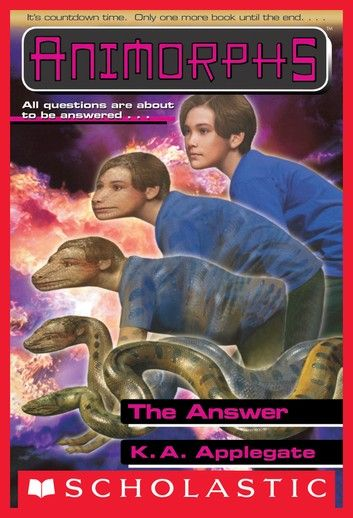 The Answer (Animorphs #53) ebook by K. A. Applegate ...