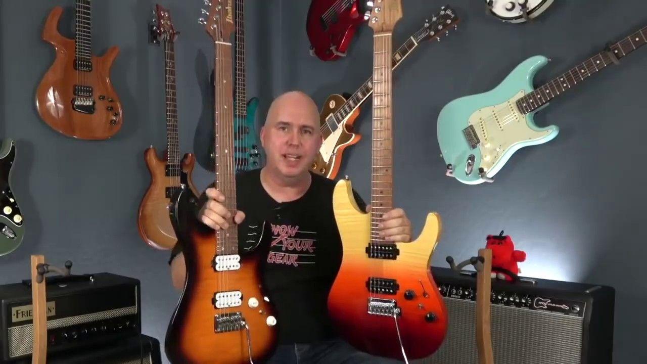 Ibanez Az Prestige Vs Premium Which One Would You Pick Ibanez Ibanez Electric Guitar The Prestige