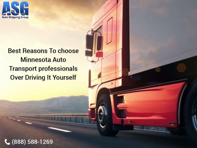 Car Transport Florida to Minnesota Transportation