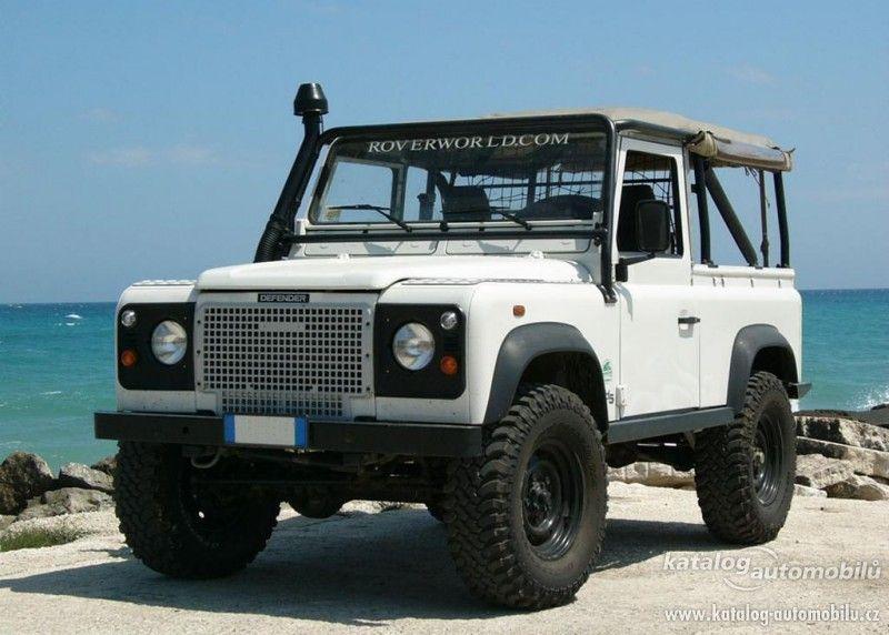 Land Rover Defender 90 Soft Top 2.5 Td5