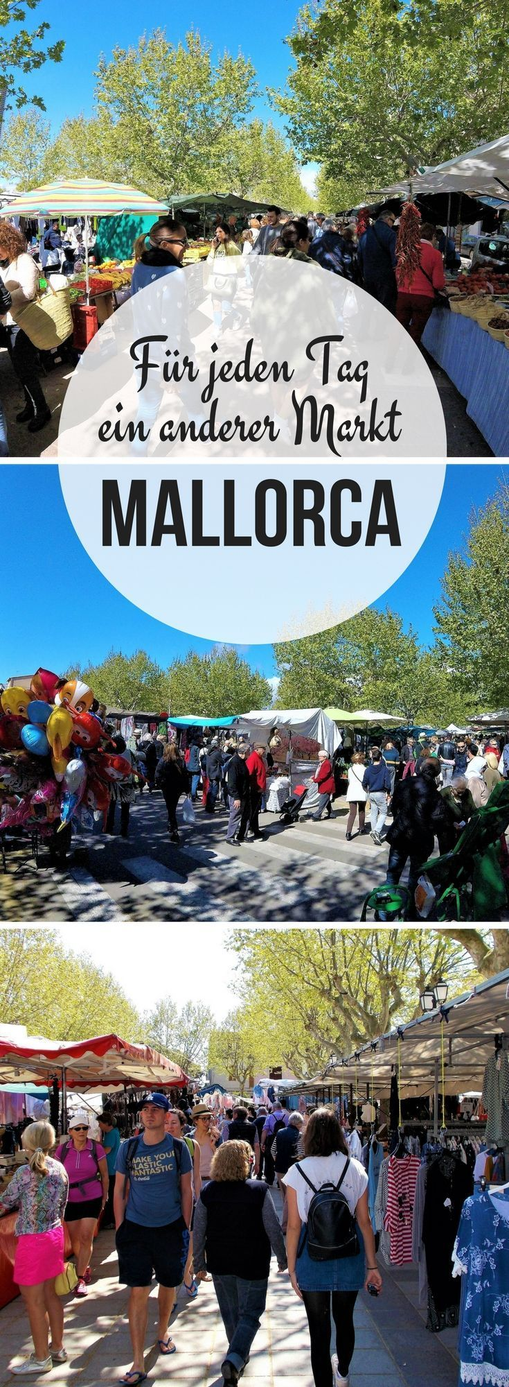 6 marchés spéciaux à Majorque attendent votre visite • Chris de Worldonabudget