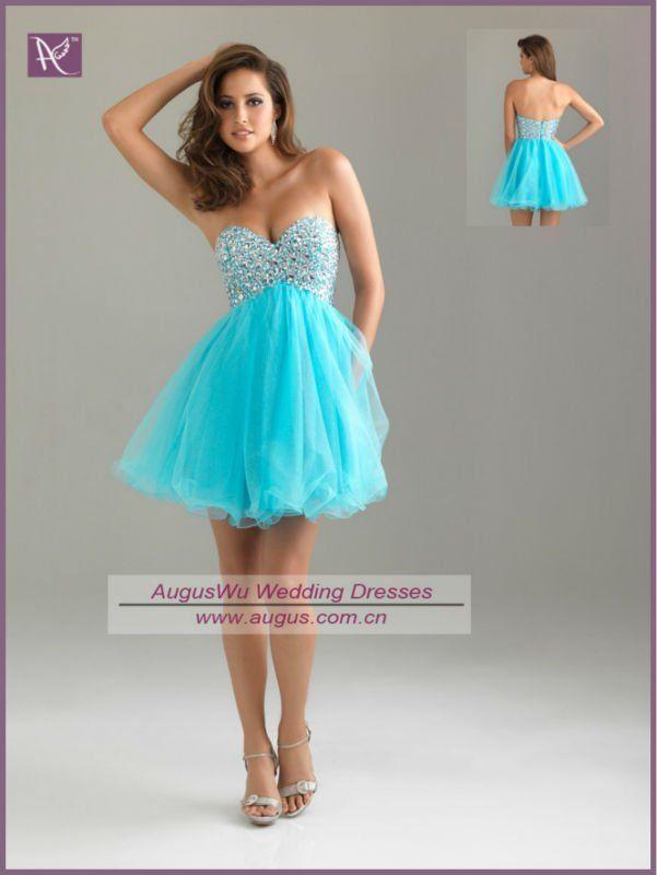 df1354a1a0 vestidos para damas de 15 años azul turquesa - Pesquisa Google ...