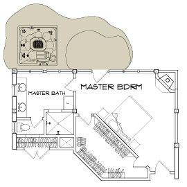 Love this master layout oh well next time decor for Master bedroom layouts 13x25