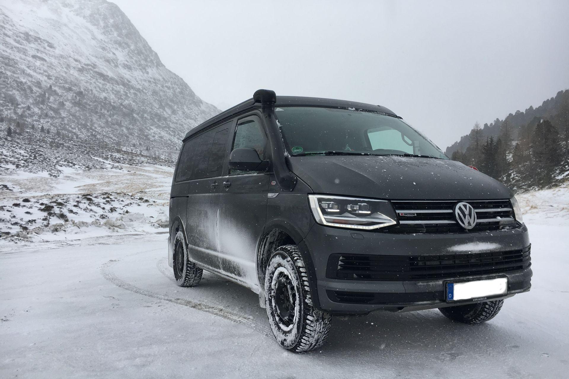 Ausstattungsoption anzeigen  Der SpaceCamper VW T9 Camping-Ausbau
