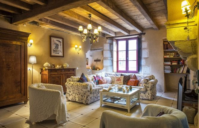 Shabby and Charme: In Francia una bella maison in stile country chic