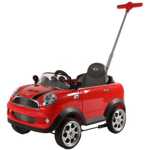 Sunny Baby Zw455ep Mini Cooper Push Car Kırmızı Http Www Ilkebebe