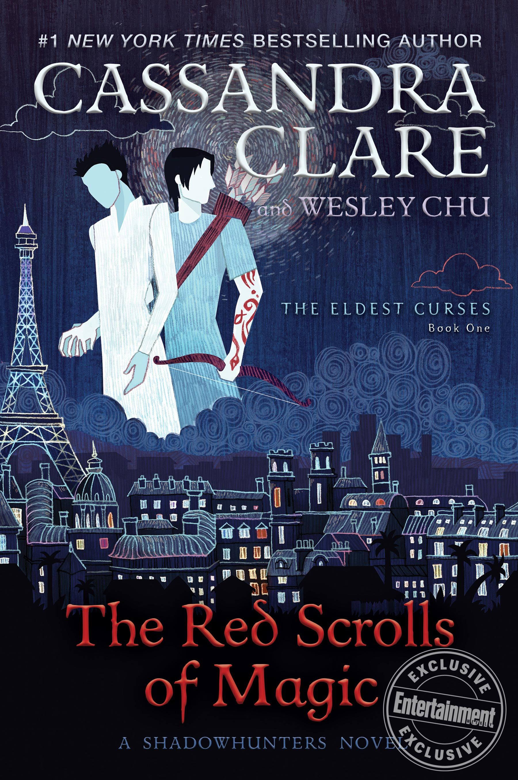 The Eldest Curses Cassandra Clare Teases What To Expect From Hot New Series Cassandra Clare Cassandra Clare Books Fantasy Books