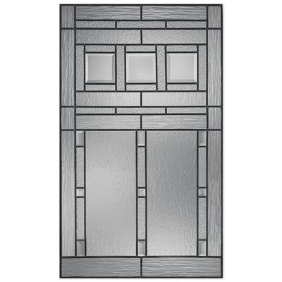 Shop ReliaBilt X Glass Insert At Loweu0027s Canada. Find Our Selection Of Door  Glass At The Lowest Price Guaranteed With Price Match + Off.