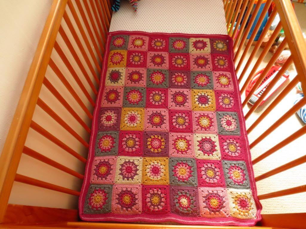 Honey & Roses Blanket | Little Tin Bird