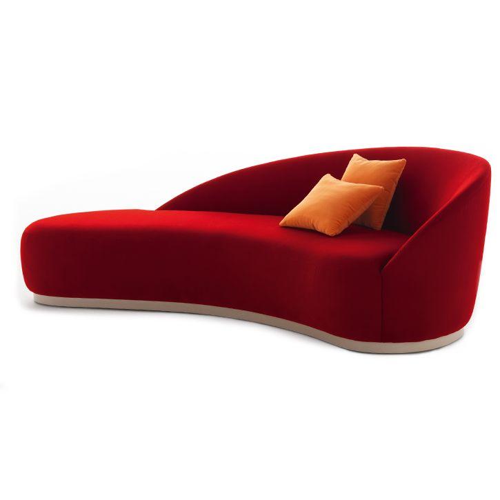 Innovative Sofas luma s - consisting of innovative sofas of the soft design line