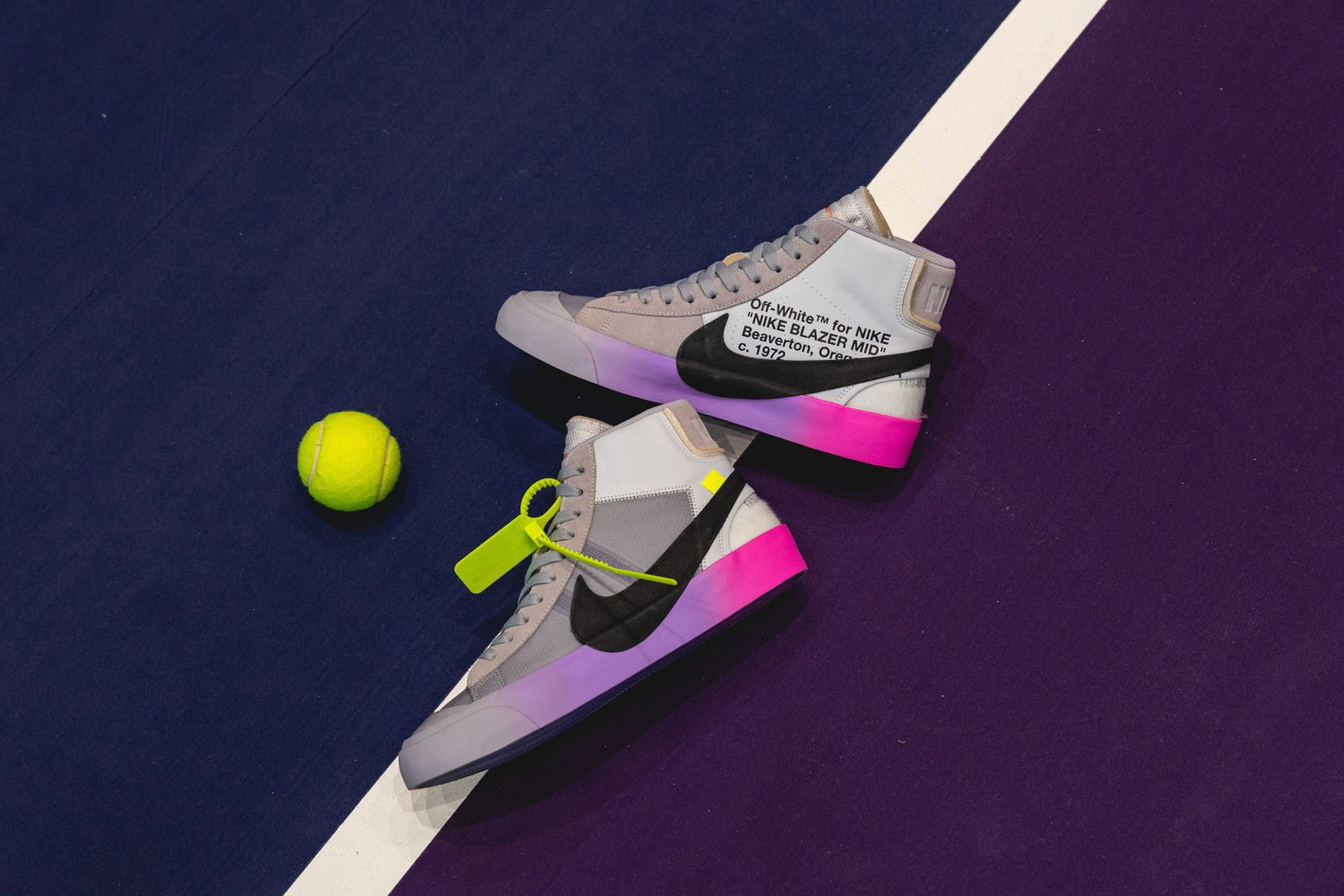 Your Best Look Yet at Serena Williams' Off White™ x Nike