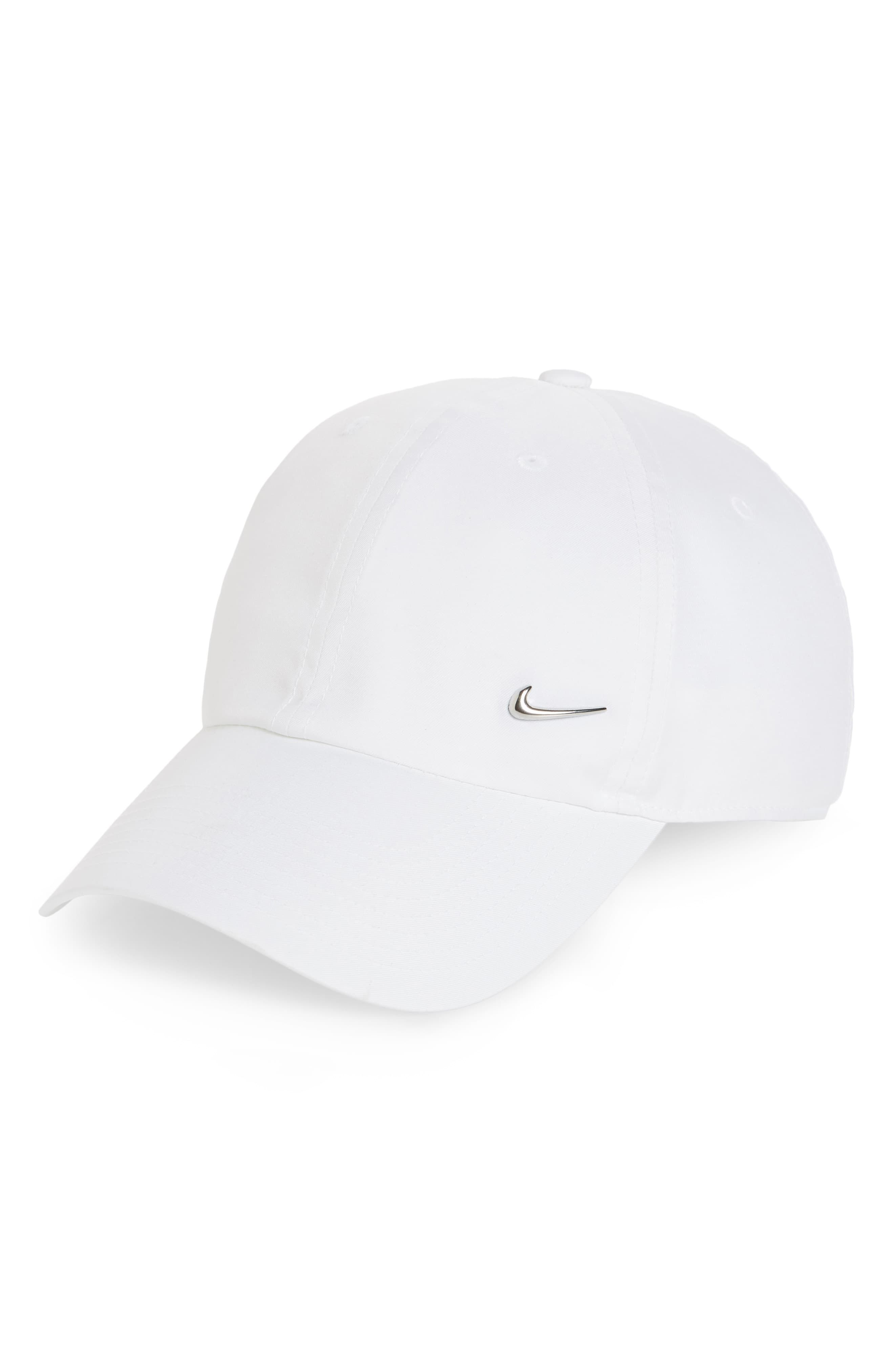 a3ba0af7bac38d Men's Nike Metal Swoosh Baseball Cap - Blue in 2019 | Products ...