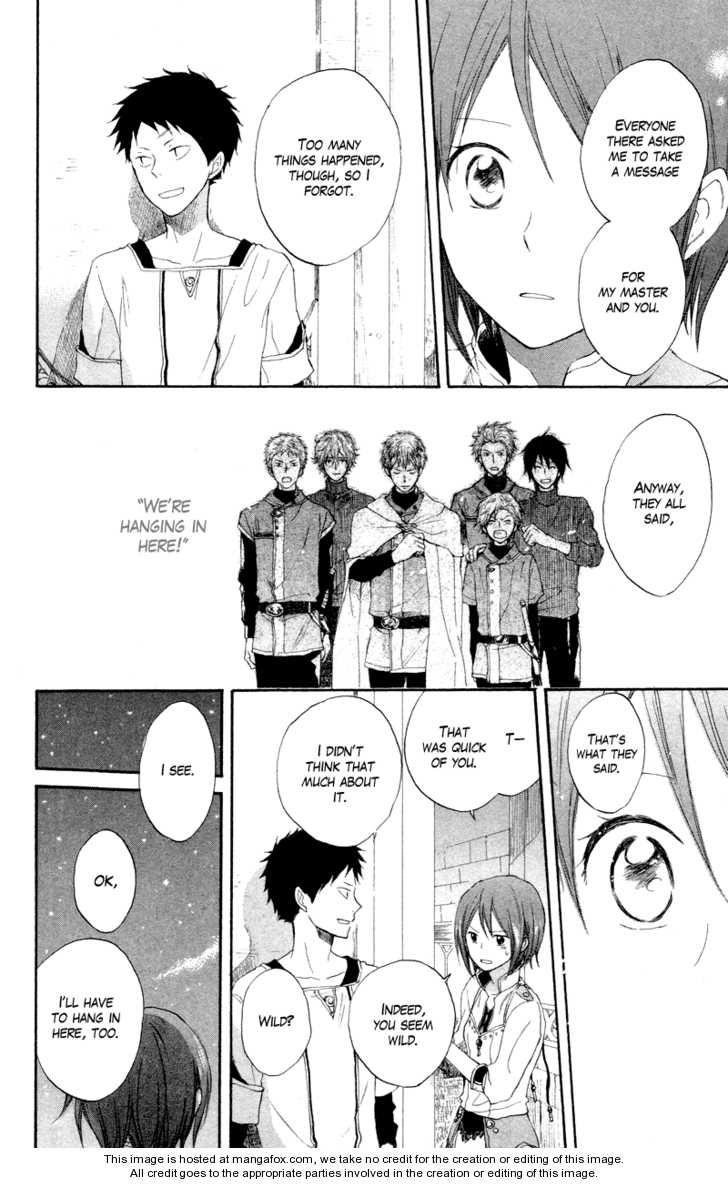 Akagami no Shirayukihime 11 Page 36