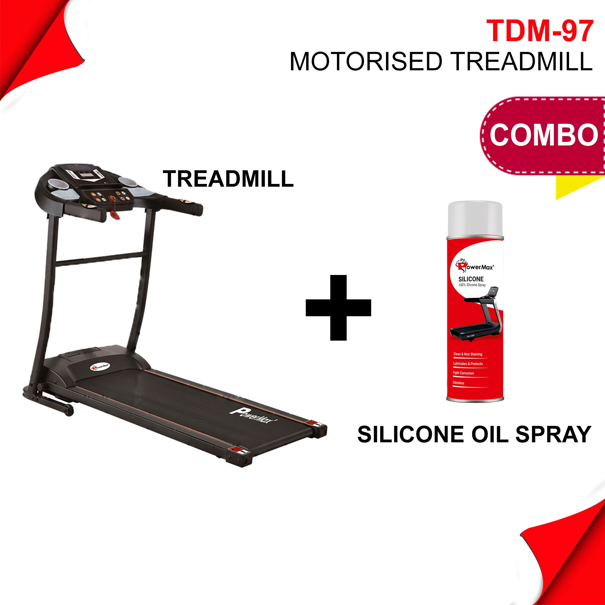 Amazon Spark Multi gym, Commercial treadmills, Folding