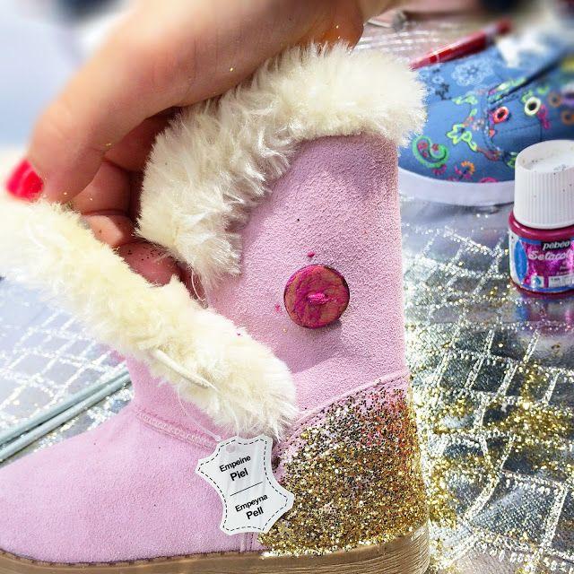 b4ff8d31b112b6 Atelier customisation de chaussures | Blogger Event Paris ...
