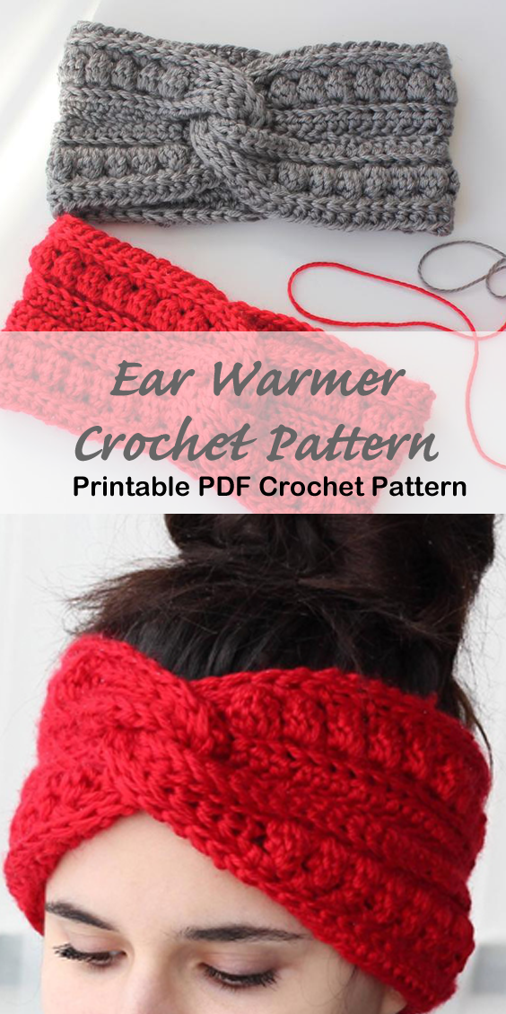 Make a Cozy Ear Warmer