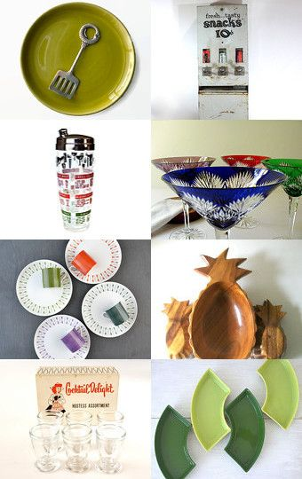 """""""Its the Season to Tipple and Snack"""" by Nan and Dermot on Etsy"""