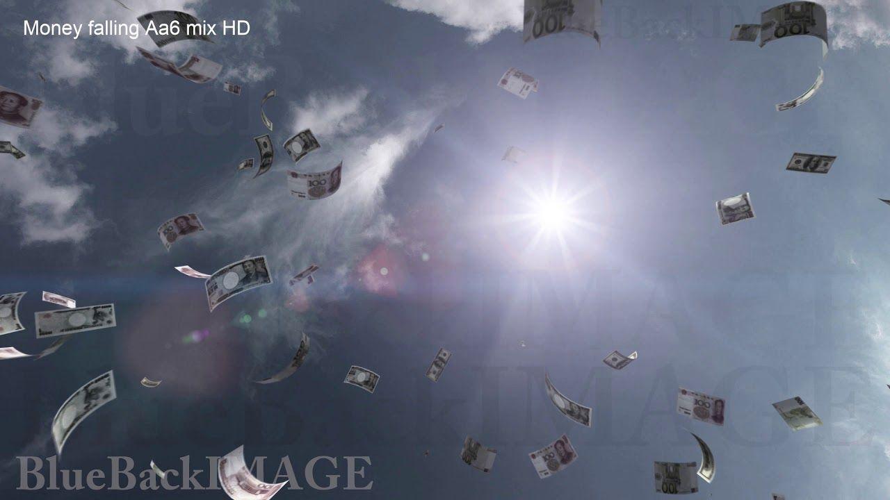 お金 マネー 紙幣 お札 現金 マネー 経済 ビジネス 金融 恐慌 バブル Money Falling Aa6 Mix Hd 金融 経済 紙幣