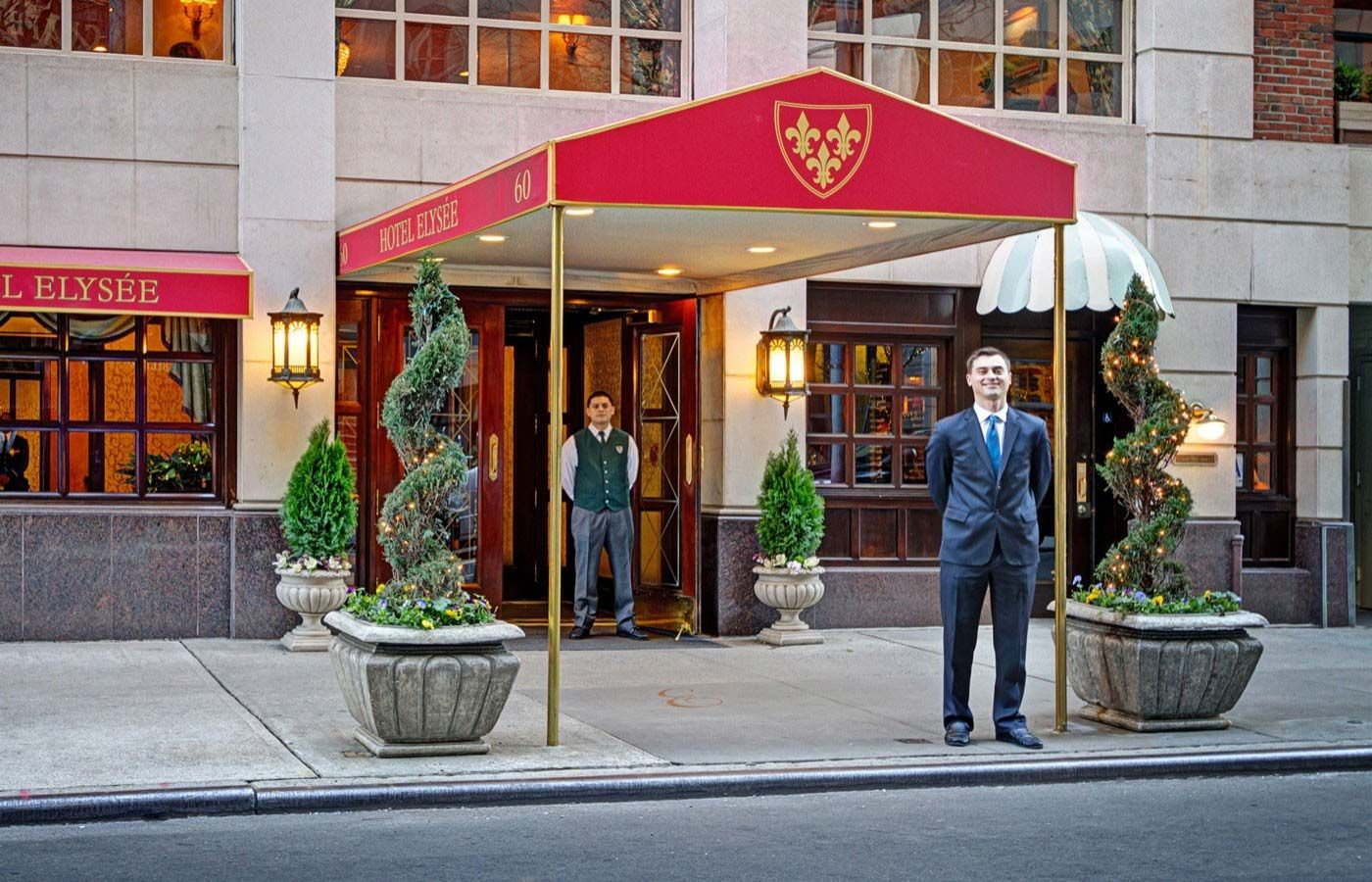 Living large in Don Draper\'s New York: The Hotel Elysee New York ...
