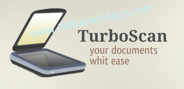 TurboScan PDF scanner app v1.4.0 APK Scanner app