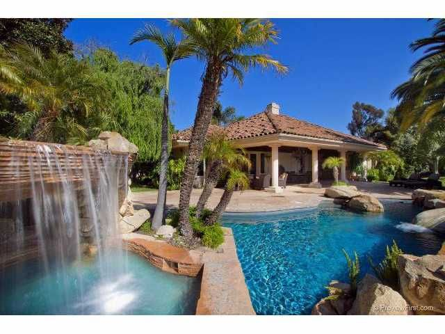 Highly customized 7+ Bedroom Mediterranean Estate in the Exclusive Community of Rancho Del Lago
