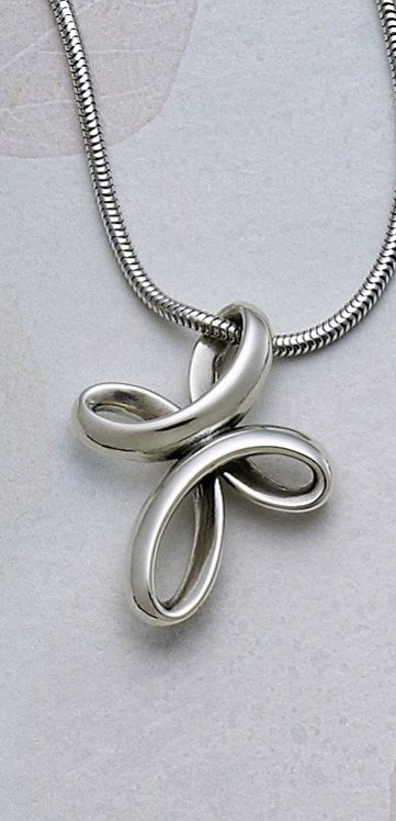 James avery heart with cross pendant mydrlynx eternal ribbon cross from james avery jewelry jamesavery aloadofball Choice Image