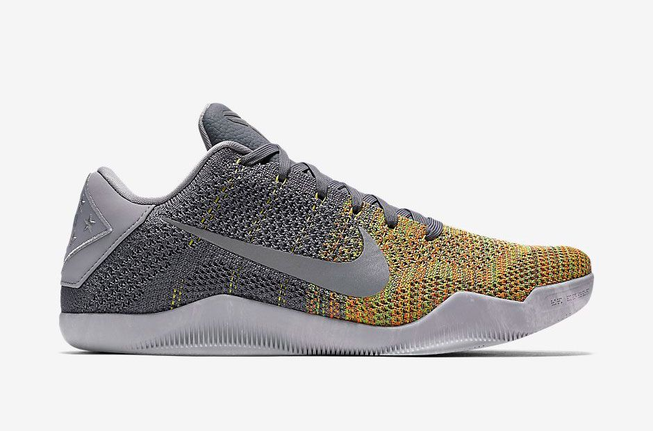 san francisco f766f ff194 Nike-Kobe-11-Yellow-Strike-822675-037-10
