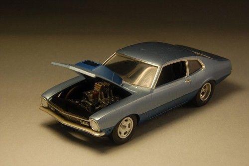 70 Ford Maverick Model Cars Kits Plastic Model Cars Scale Models Cars