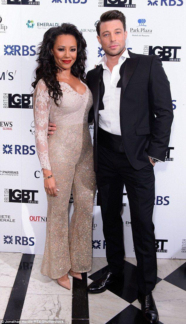 Mel B thanks straight allies as LGBT Awards announce