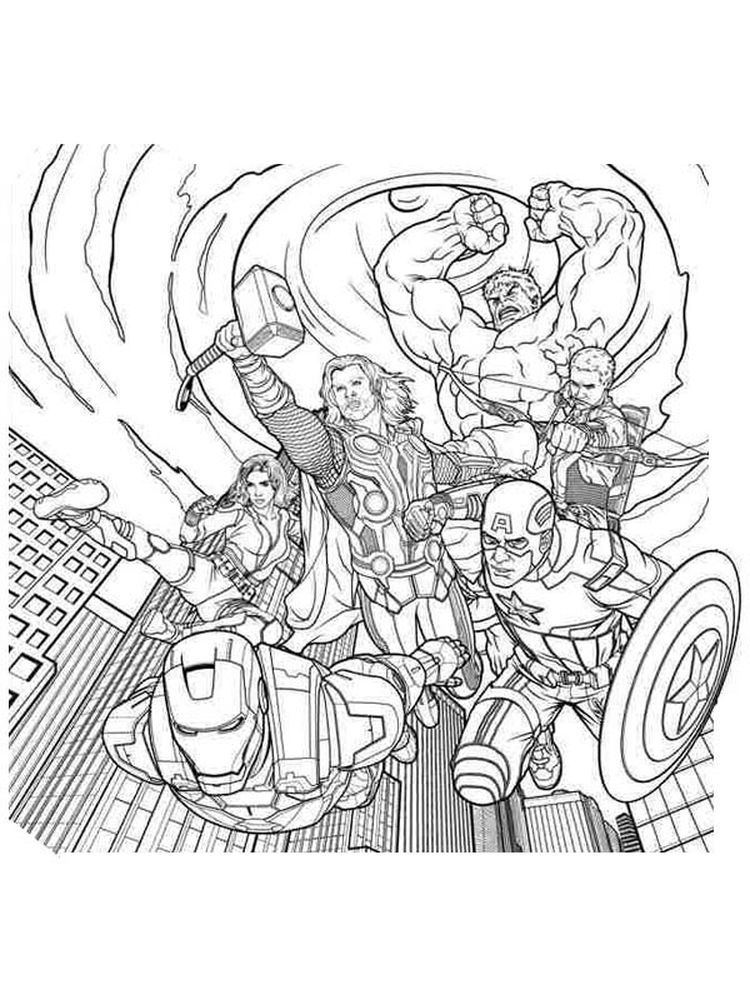 Avengers Coloring Pages Printables Below Is A Collection Of Avengers Coloring Page That You C Avengers Coloring Pages Avengers Coloring Cartoon Coloring Pages