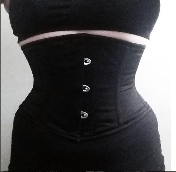 Fiction tight corset Popular Corset