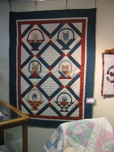 Mike's Baby Quilt