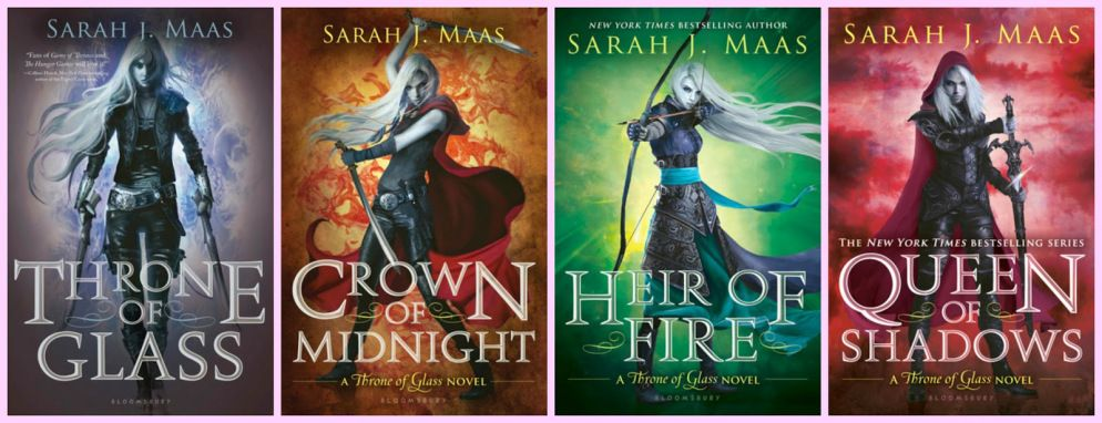 Tv Series Adaptation Of Throne Of Glass Books From Mark Gordon