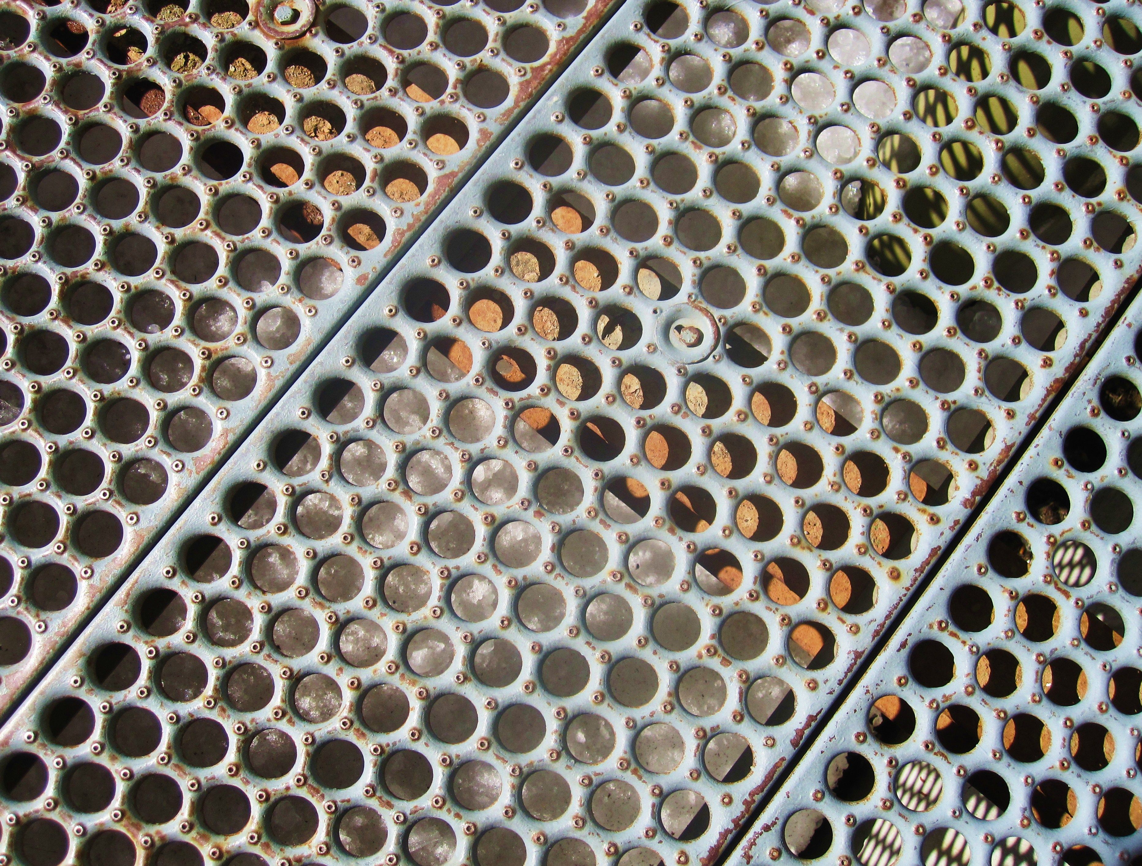 Decorative Metal Grates Dwell Images Of Steel Grating For Deck Google Search Decks And